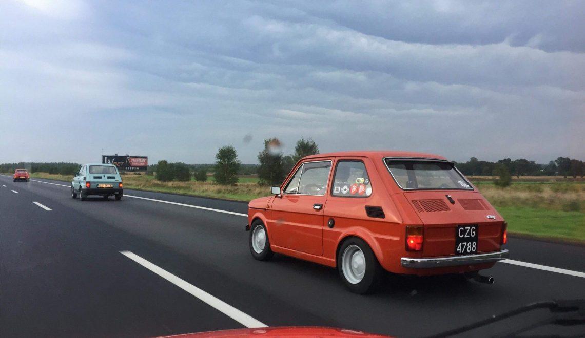 Fiat 126p za 300 zł