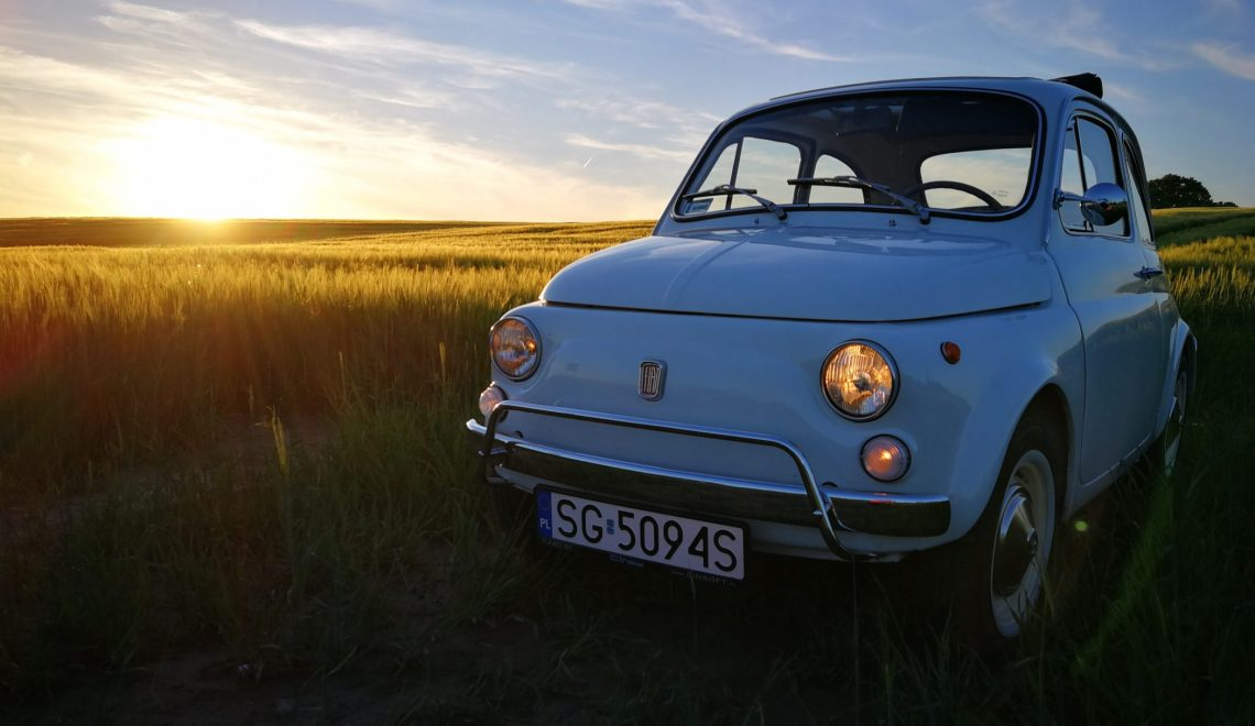 Kupiłem i wyremontowałem: Fiat 500L, 1969