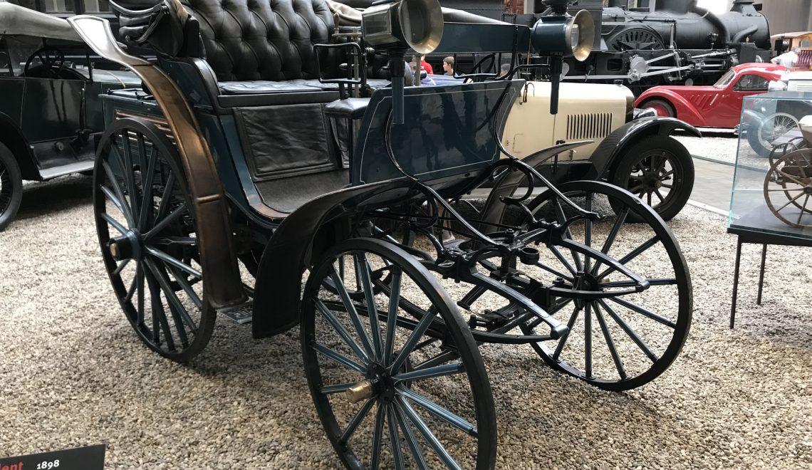 Automobil: NW Präsident, 1898