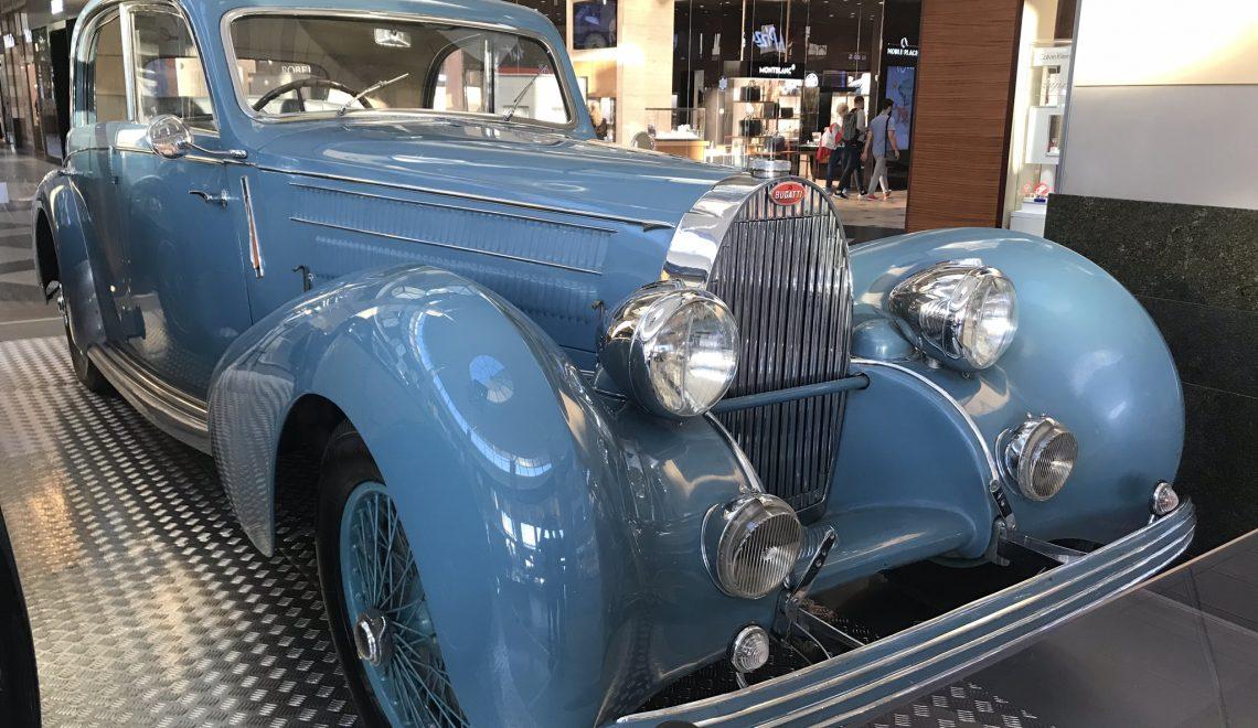 Bugatti T57 C Limousine Graber: gwarancja doskonałej jakości