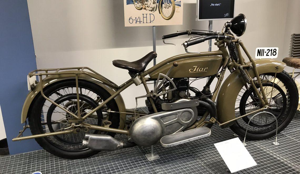 Powstał dla wojska: Itar 710, 1924