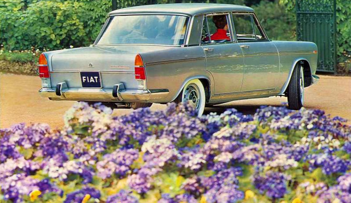 Fiat 2300 – zapomniany elegant Fiata