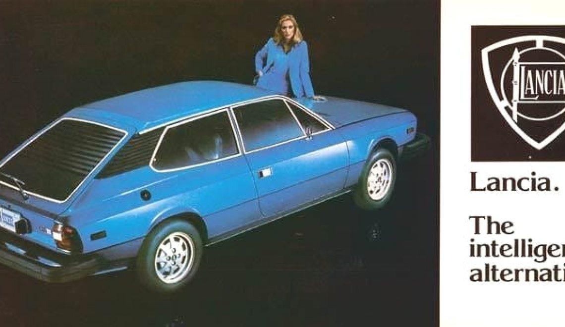 Lancia Beta HPE – inna niż wszystkie