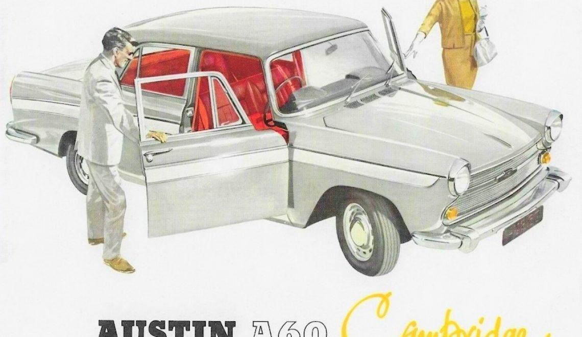 Austin A60 Cambridge – sedan na miarę gentelmana