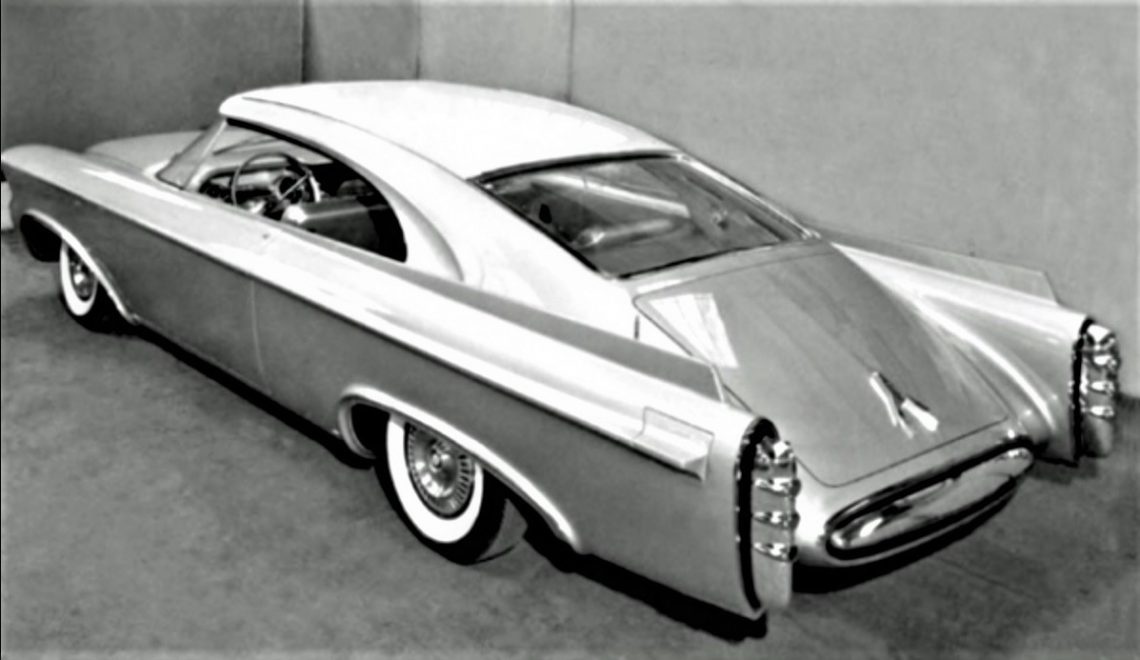 Chrysler Norseman – samochód widmo