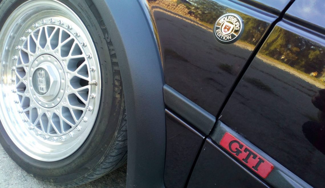 Volkswagen Golf II GTI i 191 KM