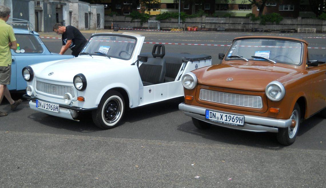 """Pojazdy z """"bloku wschodniego"""" w Krefeld 2021"""