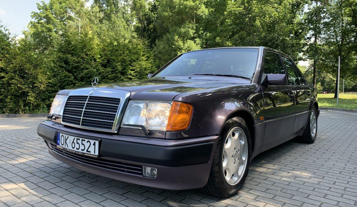 Sprzedam. Mercedes-Benz 500E (W124)