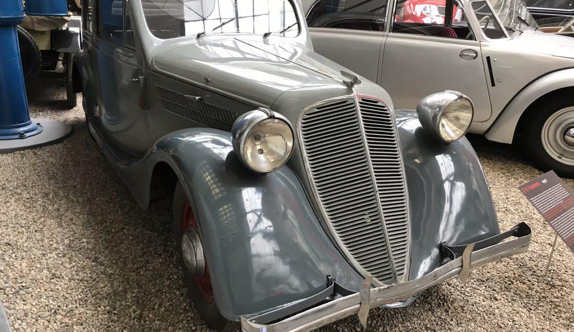 Z-5 Express, 1936