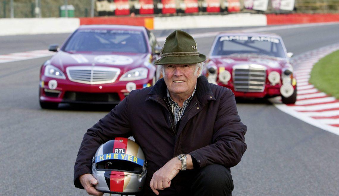 Sensacja na Spa sprzed 50 lat: klasowe zwycięstwo AMG w 24-godzinnym wyścigu w 1971 r.