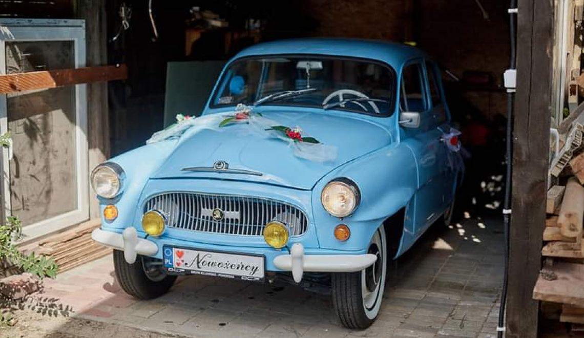 Skoda Octavia z 1960 roku za 35 000 zł