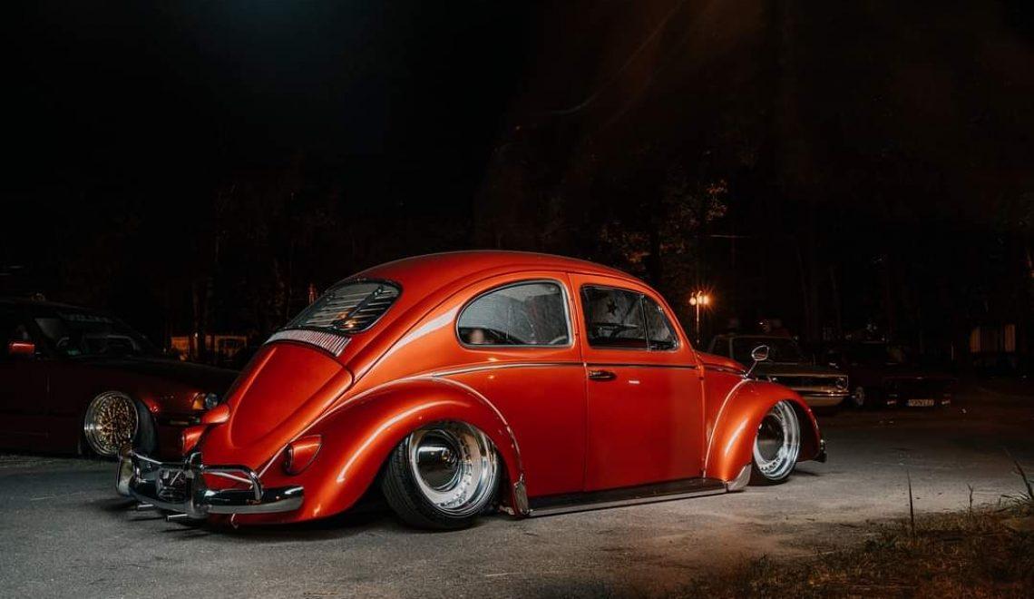 Volkswagen Garbus 1958 – inny niż wszystkie