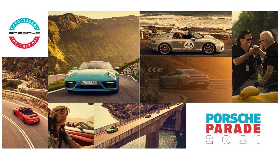Powrót kultowej Porsche Parade – Ósma odsłona już 20-22 sierpnia