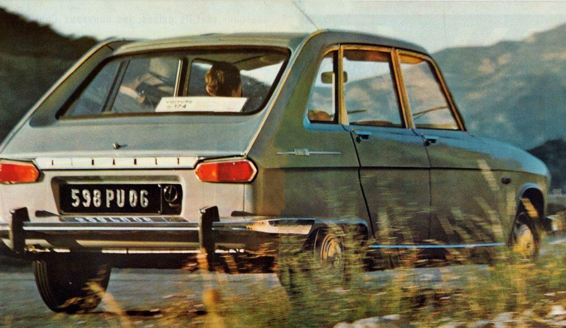 Renault 16 – najważniejszy hatchback w historii motoryzacji