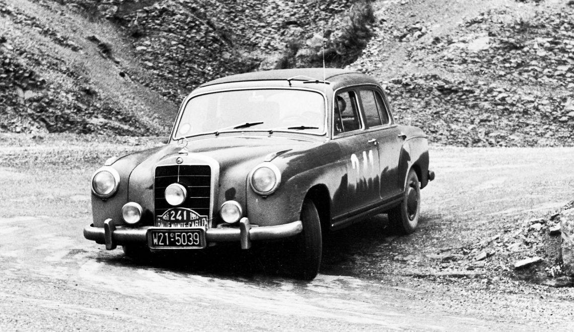 Motorsportowa historia Mercedes-Benz