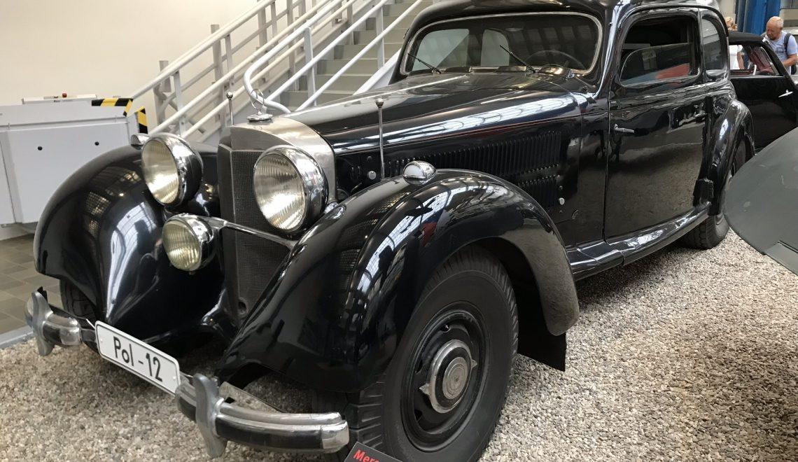 Elita motoryzacji – Mercedes Benz 540 K, 1939/1942