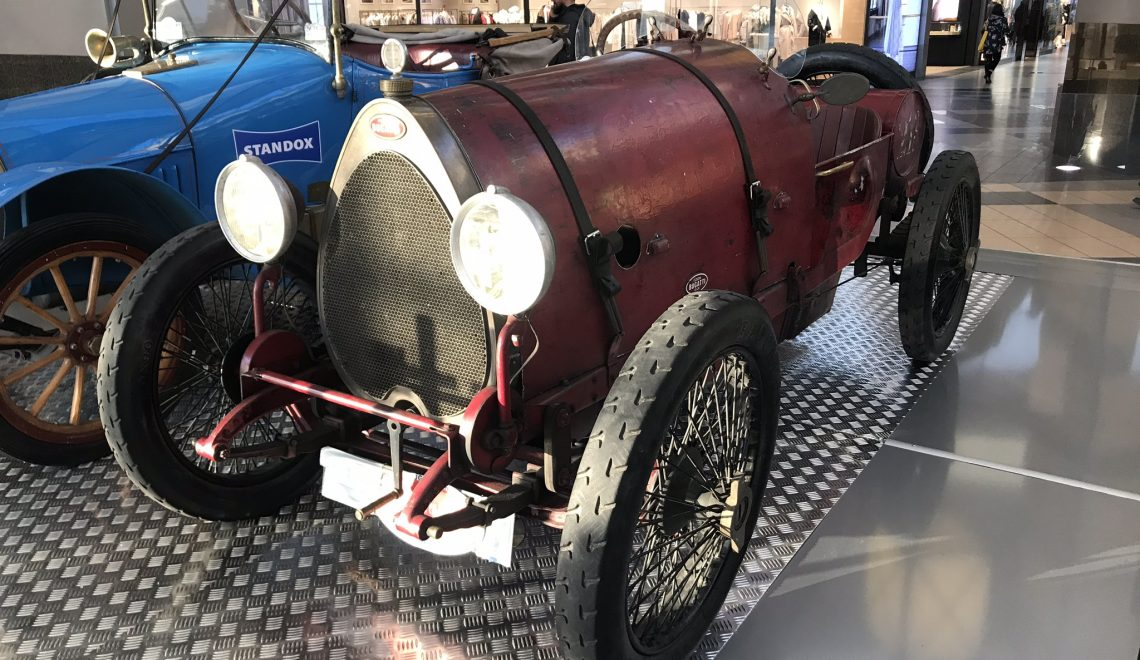 Czyste emocje – Bugatti T13 Brescia