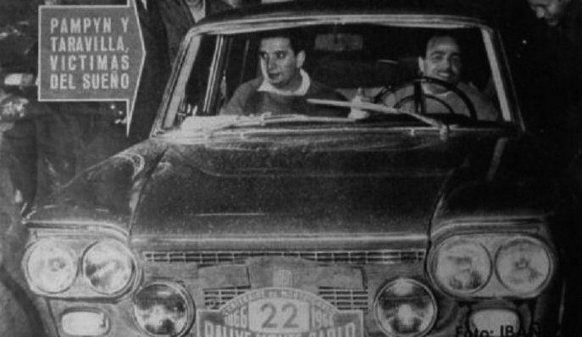 Czarny dzień w historii Rajdu Monte Carlo
