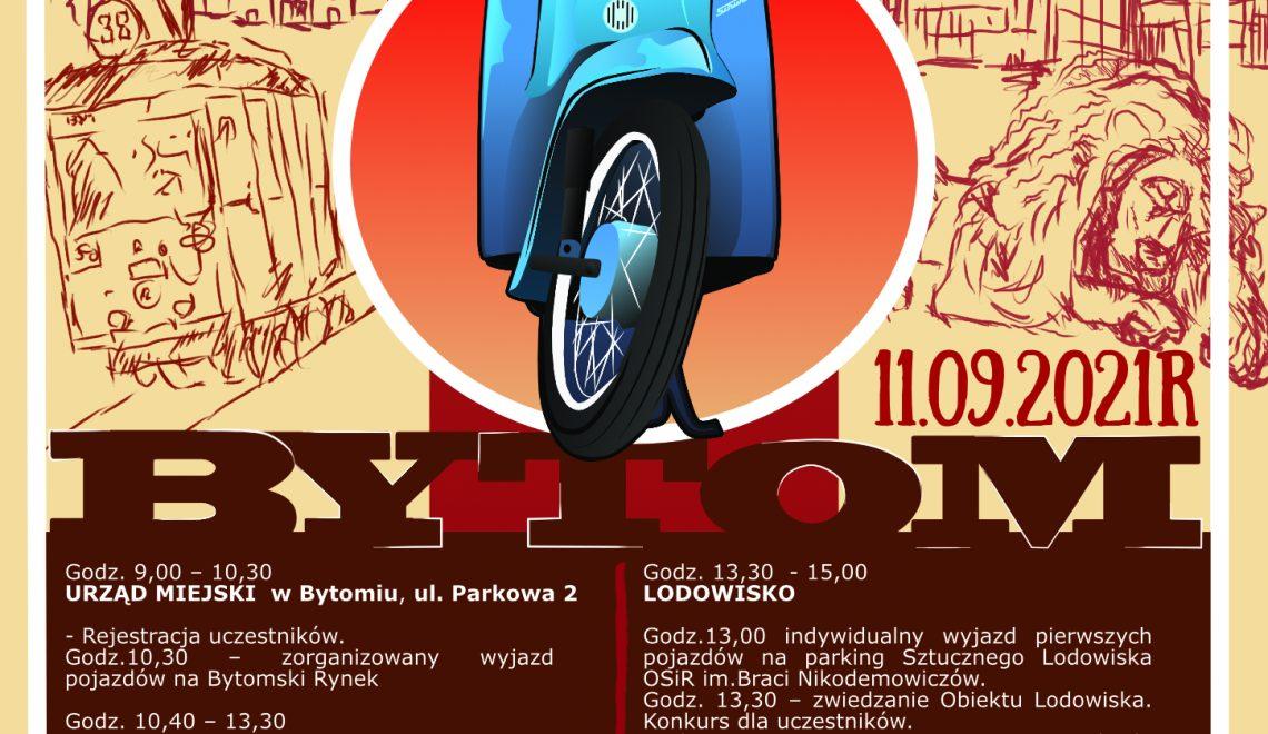 Parada Pojazdów Zabytkowych w Bytomiu – jutro