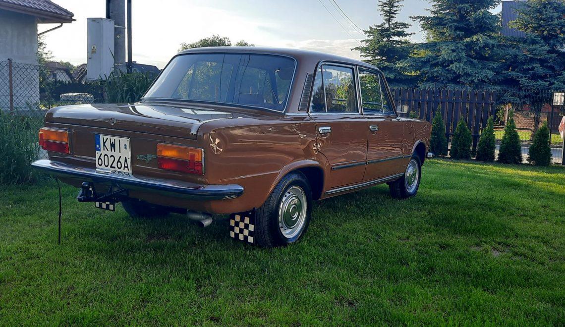 Fiat 125p – klasyk miesiąca
