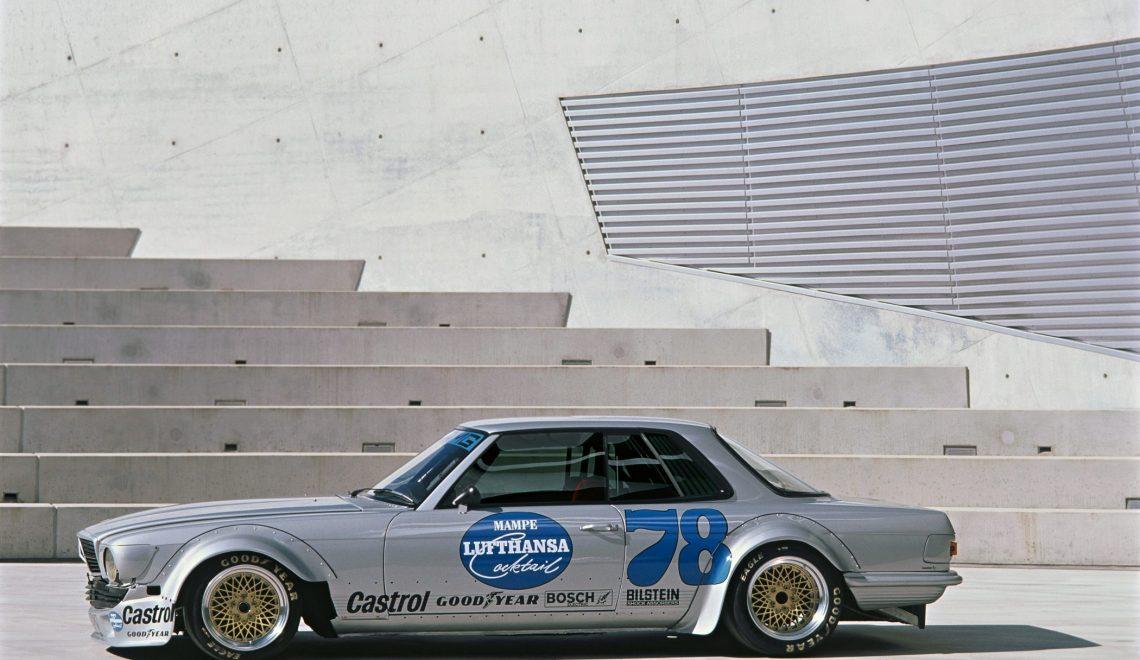 Eleganckie coupé w standardzie Klasy S: Mercedes-Benz SLC z 1971 r.