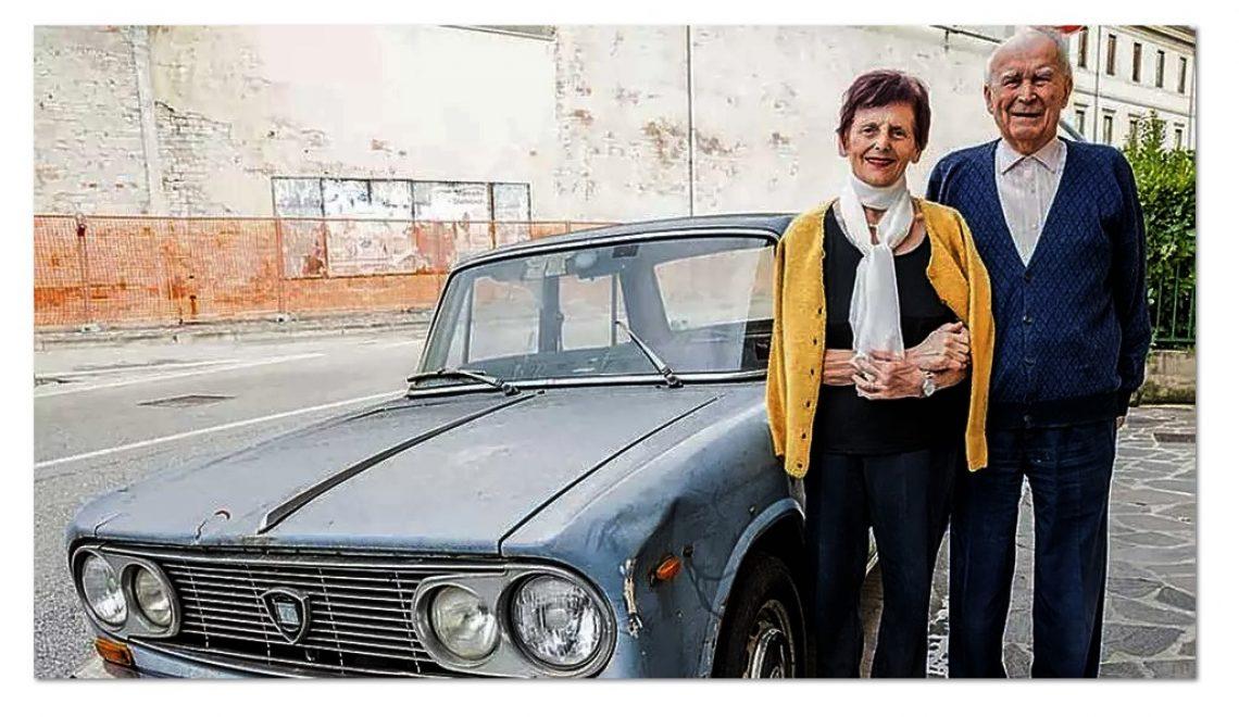 Od czterech dekad w tym samym miejscu – Lancia Fulvia
